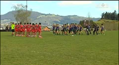 Video for Close clash for Counties-Manukau against Waicoa-Bay