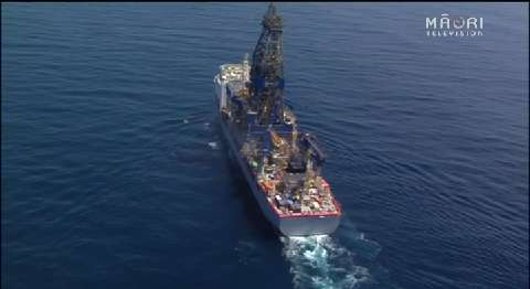 Video for Stat oil continue on with exploration plans despite protest