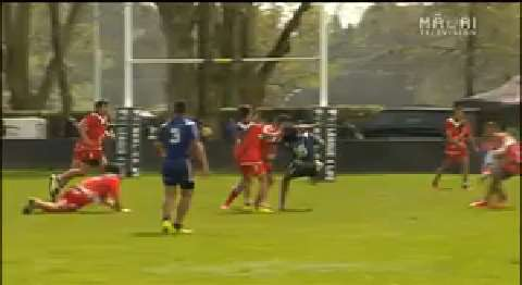 Video for Auckland defeat Counties-Manukau in U17s NZRL Youth Tournament final