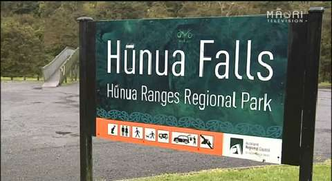 Video for Planned 1080 drop over Hunua Ranges concerns local Iwi