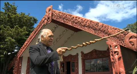 Video for Ngāpuhi elder Hone Sadler launches new book