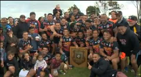 Video for NSW Māori North win Rohe title at Māori Rugby League tournament