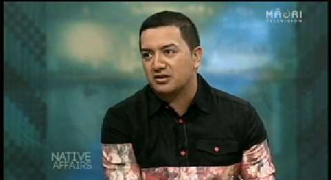 Video for Native Affairs - Matai Studio Panel
