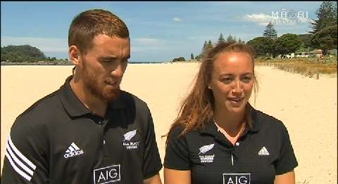 Video for Webbers to make history in Dubai at IRB World Series tournaments