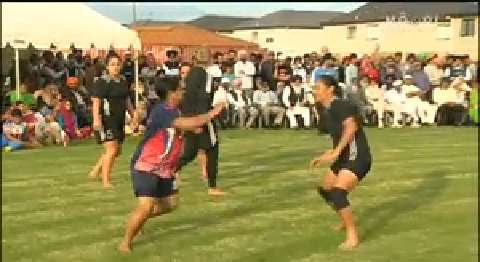 Video for NZ Women's Kabaddi named as a finalist at Māori Sports Awards