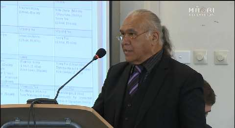 Video for Tūhoronuku chair speaks on final day of urgent hearing