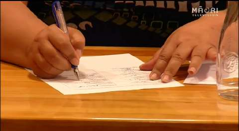 Video for MoU signed to improve housing and community well-being in Maraenui