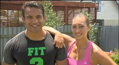 Video for Māori duo create successful cyber fitness programmes