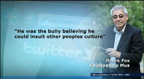 """Video for Veteran Māori broadcaster says Hebdo """"paid price for arrogance"""""""