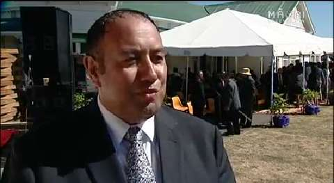 Video for Labour MP confident on home soil at Rātana Pā