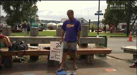 Video for Waitangi Day provides boost for local economy