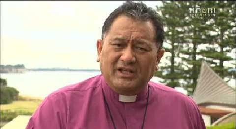 Video for The passing of Apirana Mahuika great loss to Anglican Church