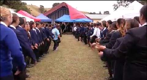 Video for Final farewell to Dr Apirana Mahuika
