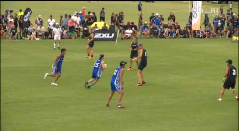 Video for Touch teams fight it out for U17 national titles