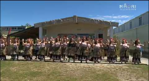Video for Te Ahikōmau ki Hamoterangi excited to help host Te Matatini - Feature