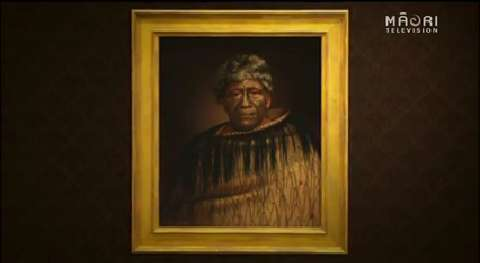 Video for Huge intake of visitors to see Lindauer's Māori portraits overseas