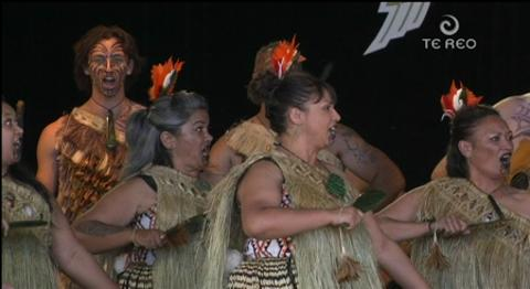 Video for Te Matatini 2015 - Te Ahikōmau a Hamoterangi