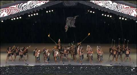 Video for Powerful performances continue on Day 2 of Te Matatini 2015