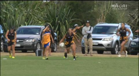Video for Despite loss BoP woman's touch team remain focussed