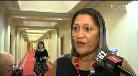 Video for MP Whaitiri's private member's bill comes under fire