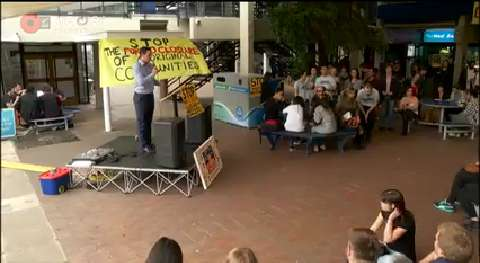 Video for Protest against closure of Aboriginal communities continues to gain momentum