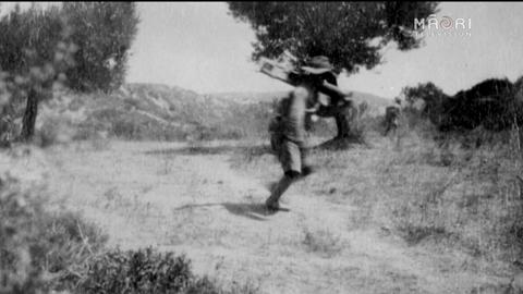 Video for ANZAC 2015 - First Action Vignette