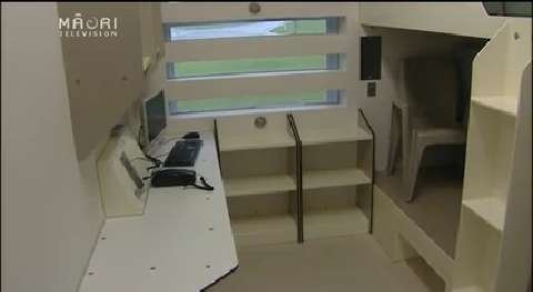 Video for New prison opens in South Auckland