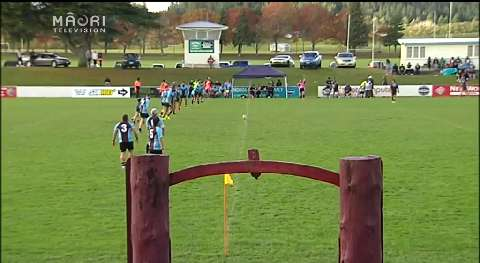 Video for Falcons defeat Warriors in BOP Coastline Rugby League competition