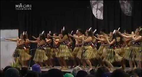 Video for Three schools to represent Tairāwhiti at Secondary Kapa Haka Nationals