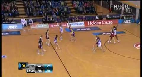 Video for Tactix have one chance left for an ANZ win