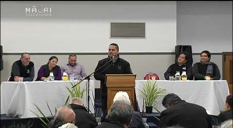 Video for Maniapoto debate addresses concerns about the state of its language