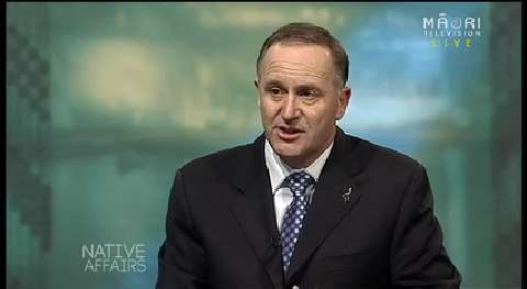Video for Native Affairs - Prime Minister John Key