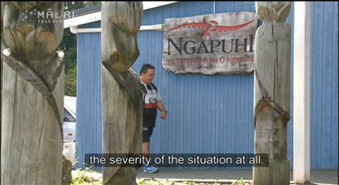 Video for Call for Raniera Tau to step down from all roles within Ngāpuhi