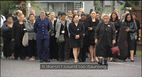 Video for Māori judge says Māori youth offending has decreased since Kōti Rangatahi introduced