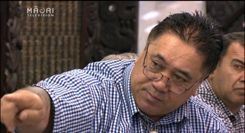Video for Tūhoronuku executive meet with Minister of Treaty Negotiations