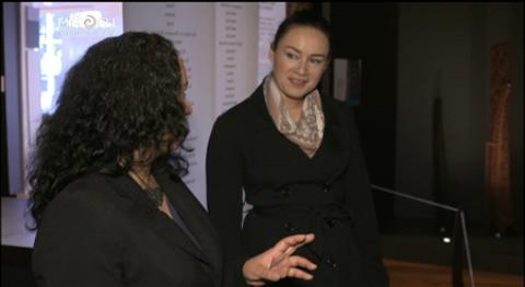 "Video for Almost 200 Māori artefacts on display in ""Tēnei Tonu"" exhibition"