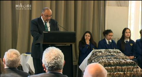 Video for Flavell sends Te Reo Māori Bill to Cabinet
