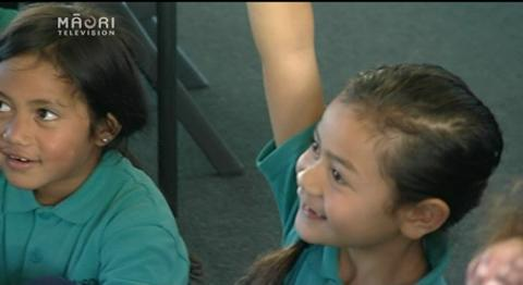 Video for Dawson Primary School use poetry, rap and dance to improve language skills