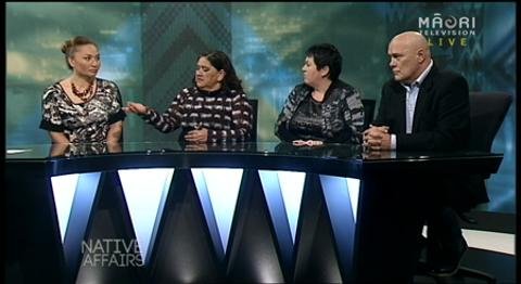 Video for Native Affairs - Political pundits discuss the latest in politics