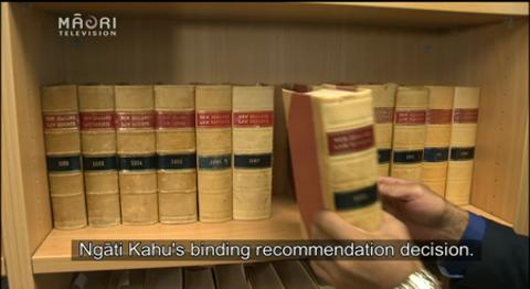 Video for High Court instructs Tribunal to reconsider Ngāti Kahu claim