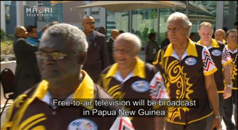 Video for Free-to-air sport and TV for the Pacific