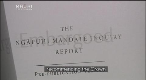 Video for New Tūhoronuku chair appointed amidst Waitangi Tribunal recommendations for Ngāpuhi settlement