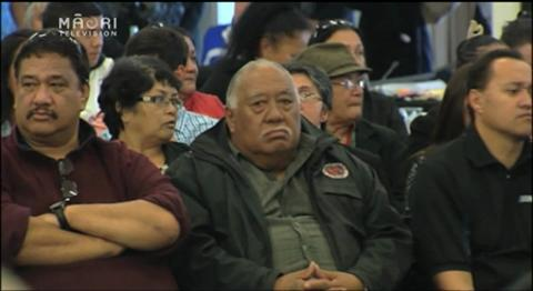 Video for Support from some Ngāpuhi sub-tribes on Waitangi Tribunal ruling