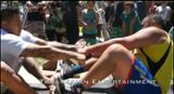 Video for NZ strongman Rongo Keene pumped for Singapore Strongman Series