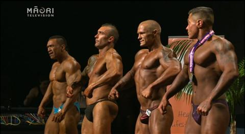 Video for Lifestyle changes pay off for bodybuilder Tamar Kuru