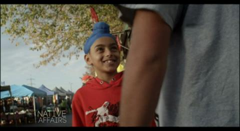 Video for Native Affairs Special – Unscripted
