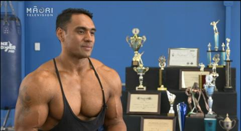 Video for Hawke's Bay bodybuilder ironed up for Mr Universe title