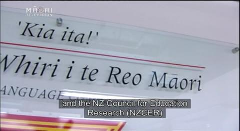 Video for Decline in fluent speakers could impact Māori Language Strategy