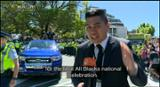 Video for Fitting end to national All Blacks celebrations