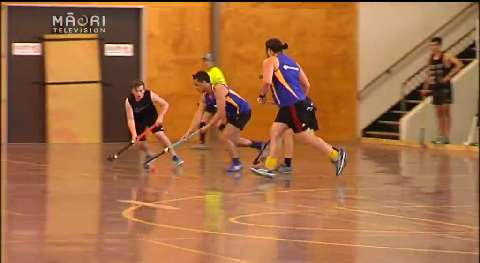 Video for Māori players shine at annual indoor hockey tournament